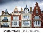 dunkerque   france   august 12  ... | Shutterstock . vector #1112433848