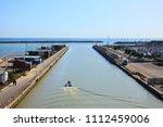 the river to the adriatic sea...   Shutterstock . vector #1112459006