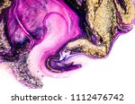 very beautiful purple marble... | Shutterstock . vector #1112476742