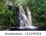Posforth Gill Waterfall  The...