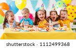 Children's Birthday. Happy Kids ...