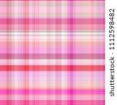 seamless pink background of... | Shutterstock . vector #1112598482