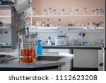 equipment in the medical ... | Shutterstock . vector #1112623208