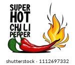 Super Hot Red Chilli Pepper In...