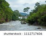bolaven plateau  laos   april... | Shutterstock . vector #1112717606