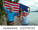 shot of a happy senior couple... | Shutterstock . vector #1112751122