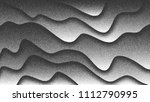 3d abstract vector smooth... | Shutterstock .eps vector #1112790995