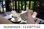 pulau langkawi  malaysia   apr... | Shutterstock . vector #1112877122
