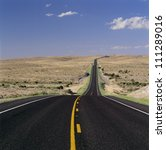 Road In Death Valley National...