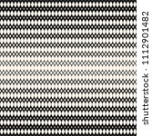 vector halftone mesh seamless... | Shutterstock .eps vector #1112901482