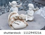 Angel Decoration With A Heart...