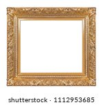 Golden Frame For Paintings ...
