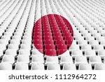 Japan Flag Stadium Seats