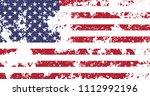 usa  united states of america... | Shutterstock .eps vector #1112992196