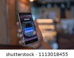 chiang mai  thailand   june 09... | Shutterstock . vector #1113018455