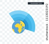 atmosphere vector icon isolated ... | Shutterstock .eps vector #1113023192