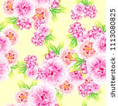 abstract elegance seamless... | Shutterstock . vector #1113080825