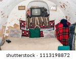tunisia  matmata. simple... | Shutterstock . vector #1113198872