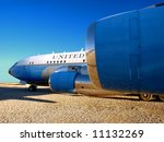 Retired Air Force One   Boeing...