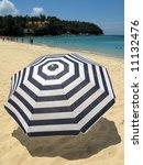 Karon beach, Phuket, Thailand - stock photo