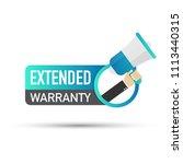 Extended Warranty Banner Desig...