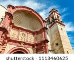 Cuernavaca Cathedral Near Taxc...