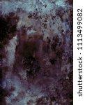 grunge background metal... | Shutterstock . vector #1113499082
