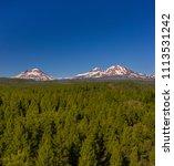 three sisters wilderness ...   Shutterstock . vector #1113531242