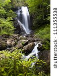Anna Ruby Falls Is Located In...