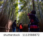 kyoto  japan   march 30  2018 ... | Shutterstock . vector #1113588872