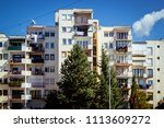 typical post communist white... | Shutterstock . vector #1113609272