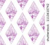 seamless background of... | Shutterstock .eps vector #1113610742