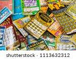 june 7. 2018. detroit  michigan ... | Shutterstock . vector #1113632312