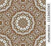 vector illustration. pattern... | Shutterstock .eps vector #1113663365