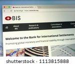 basel  switzerland   june 14 ...   Shutterstock . vector #1113815888