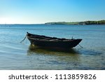 on the beach of the baltic sea  ... | Shutterstock . vector #1113859826