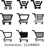 set collection of vector... | Shutterstock .eps vector #111388805