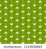 vector seamless pattern of... | Shutterstock .eps vector #1114036865