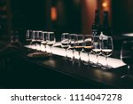 tasting of port wine  wine... | Shutterstock . vector #1114047278