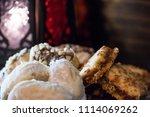 eid al fitr or malaysian... | Shutterstock . vector #1114069262