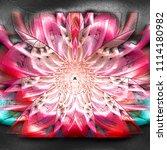 3d rendering of plastic...   Shutterstock . vector #1114180982