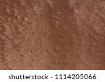 magnificent brown mahogany...   Shutterstock . vector #1114205066