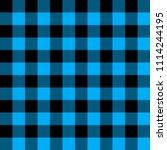 light blue plaid pattern... | Shutterstock .eps vector #1114244195