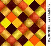 tartan seamless pattern...   Shutterstock .eps vector #1114328342