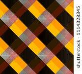 tartan seamless pattern... | Shutterstock .eps vector #1114328345