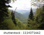 bolu  yedig ller national park  ... | Shutterstock . vector #1114371662
