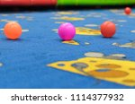a group of several colored...   Shutterstock . vector #1114377932