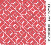 seamless pattern. monochrome... | Shutterstock .eps vector #1114409465