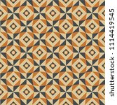 seamless geometric pattern with ... | Shutterstock .eps vector #1114419545