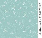 lighter seamless pattern on a...   Shutterstock .eps vector #1114420142